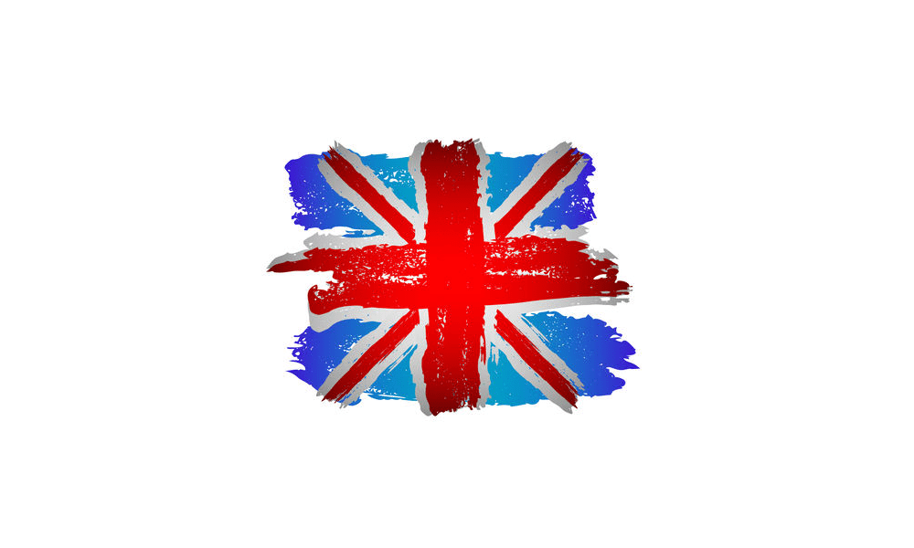 Graphical UK flag