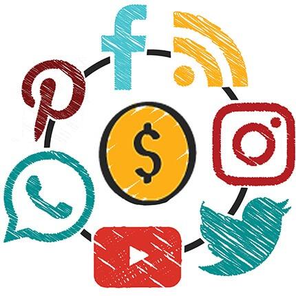 Paid social media graphic