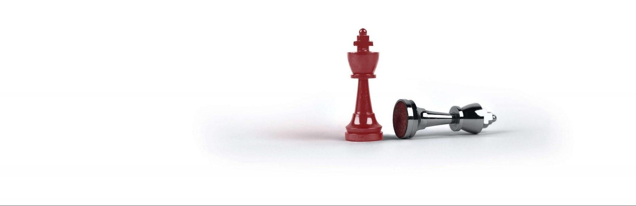Two chessboard Queens